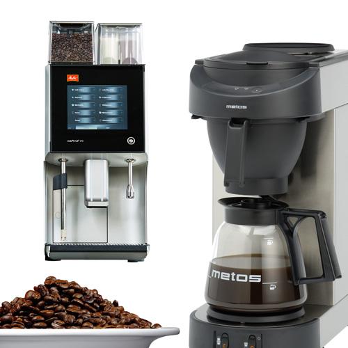 Kohvivalmistusseadmed